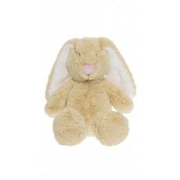 TeddyKompaniet - Maskotka pluszowa - Królik Jessie Beżowy 29cm 2520