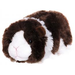 TeddyKompaniet - Maskotka Teddy Farm -  Świnka morska brązowa 17 cm - 2532