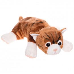 TeddyKompaniet 2537 Maskotka Katanguar - Kot rudy w cętki