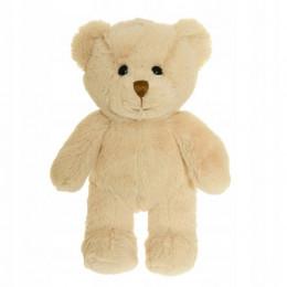 Teddykompaniet – Pluszowy beżowy miś Love – 2884