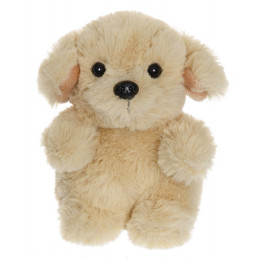 TeddyKompaniet - Maskotka Teddy Dogs - Piesek kremowy 12 cm - 2914