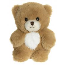 TeddyKompaniet - Maskotka Teddy Bears - Miś jasnobrązowy 12 cm - 2956
