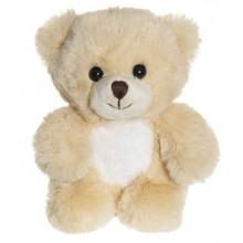TeddyKompaniet - Maskotka Teddy Bears - Miś kremowy 12 cm - 2956