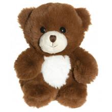 TeddyKompaniet - Maskotka Teddy Bears - Miś brązowy 12 cm - 2956