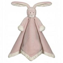 Teddykompaniet – Kocyk przytulanka zajączek różowy – Diinglisar – 4066