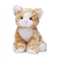 TeddyKompaniet 1778 Maskotka Teddy Cats -Kotek rudy w paski