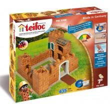 Teifoc 3200 Budowle z cegiełek – Duży zamek
