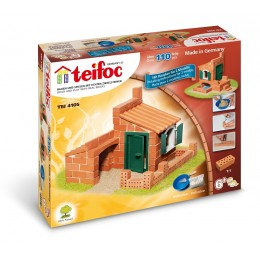 Teifoc - Domki z cegiełek - Dwa plany budowlane 4105