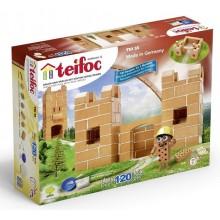 Teifoc – Budowle z cegiełek – Mały zamek 2 plany TEI55