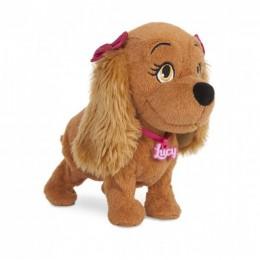 IMC Toys - Interaktywny piesek Lucy - Śpiewaj i tańcz! 20 komend 95854