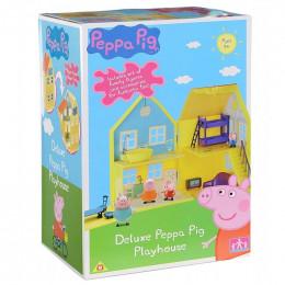 Świnka Peppa - Domek Deluxe - 4840