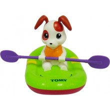 Tomy - Wiosłujący Szczeniaczek - Zabawka do kąpieli E72424