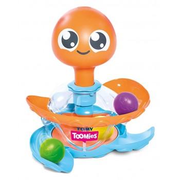 Tomy - Ośmiornica z piłeczkami - Bączek E72722