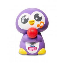 Tomy - Śpiewający pingwinek - Zabawka do kąpieli E72724