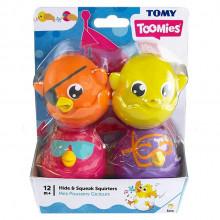 TOMY Toomies E72818 Jajeczka do kąpieli