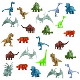 Tomy L62321 Dobry Dinozaur - Dinozaury w Tubie 25 szt.