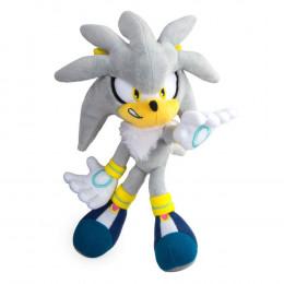 Tomy - Sonic The Hedgehog - Jeż Silver - Maskotka 23cm T22379