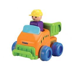 TOMY E1012 Pojazd naciśnij i jedź - Ciężarówka