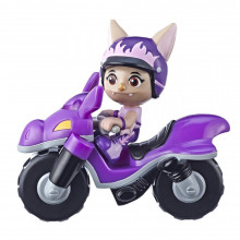 Top Wing - Ptasia Akademia - Motocykl Betty Bat z figurką E5281 E5824