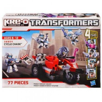 TRANSFORMERS KRE-O 36954 Cycle Chase