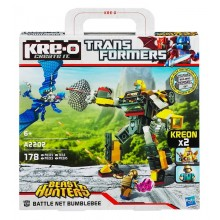 TRANSFORMERS KRE-O A2202 Battle Net Bumblebee