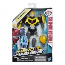 HASBRO SUPER HERO MASHERS TRANSFORMERS BUMBLEBEE B0777