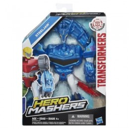 HASBRO SUPER HERO MASHERS TRANSFORMERS STEELJAW B0779