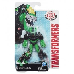 TRANSFORMERS ROBOTS IN DISGUISE GRIMLOCK MINI B0895