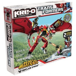 TRANSFORMERS KRE-O A2201 Ripclaw Strike
