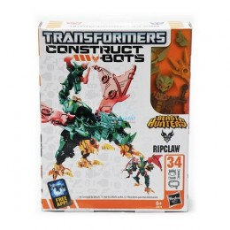 TRANSFORMERS A5678 Construct Bots Ripclaw