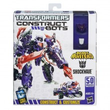 TRANSFORMERS A5684 Construct Bots Shockwave