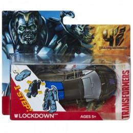 TRANSFORMERS A6156 Magiczna Transformacja - Lockdown