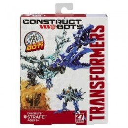 TRANSFORMERS A6159 Construct Bots Dinobot Strafe