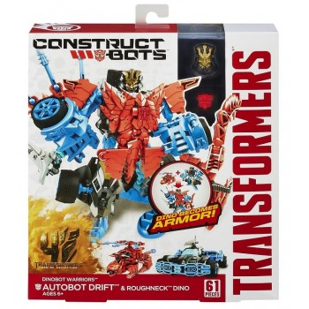TRANSFORMERS A6166 Construct Bots Autobot Drift