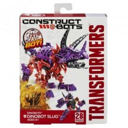 TRANSFORMERS A6458 Construct Bots Dinobot Slug
