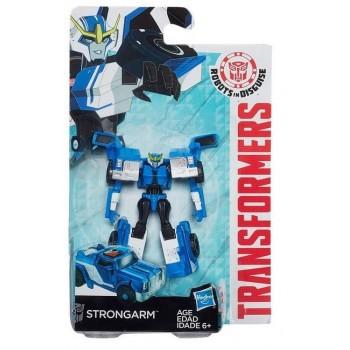 TRANSFORMERS ROBOTS DISGUISE STRONGARM MINI B0892