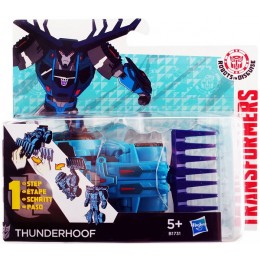 TRANSFORMERS RID One Step B1731 Thunderhoof
