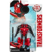 Hasbro TRANSFORMERS B1733 RID Warriors SIDESWIPE