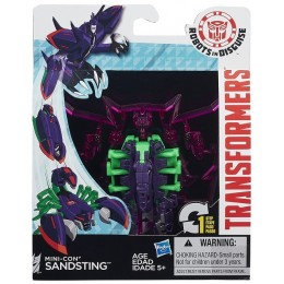 TRANSFORMERS Robots in Disguise B3055 Mini-Con Sandsting