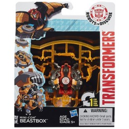 TRANSFORMERS Robots in Disguise B3056 Mini-Con Beastbox