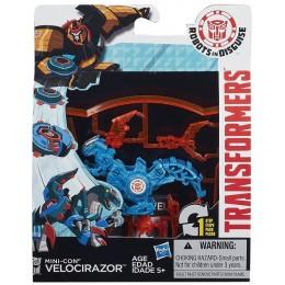 TRANSFORMERS Robots in Disguise B3053 Mini-Con VELOCIRAZOR