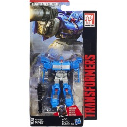 TRANSFORMERS Generations - Combiner Wars B4668 Pipes