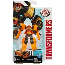 TRANSFORMERS RID Legion B4684 Autobot Drift