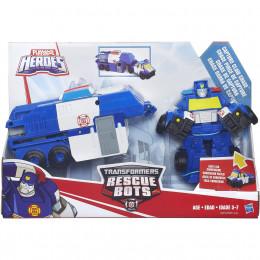 Transformers Rescue Bots - Zestaw policyjny Capture Claw Chase - B4951 B4953