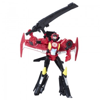 Transformers - Robots in Disguise - Windblade B0070 B7042