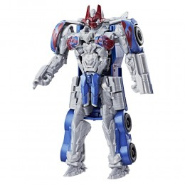 TRANSFORMERS C1317 Turbo Changer OPTIMUS PRIME
