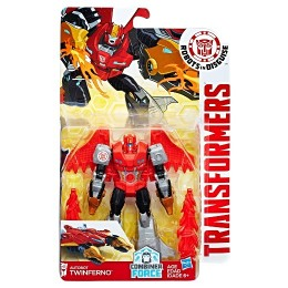 TRANSFORMERS C2345 Combiner Force - Autobot Twinferno