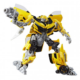 Transformers - Bumblebee - Premier Edition The Last Knight - C0887 C2962
