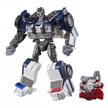 Transformers Bumblebee - Barricade z rdzeniem Energon Igniters E0755