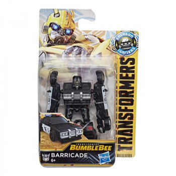 Transformers Energon Igniters - Barricade E0691 E0766